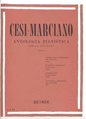 ANTOLOGIA PIANISTICA PER LA GIOVENTU - FASC. I