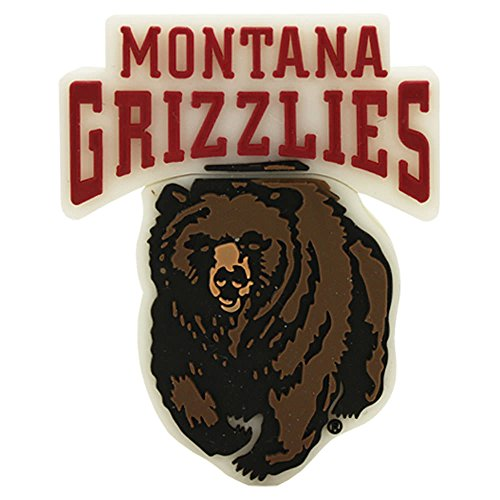 Flashscot NCAA Montana Grizzly Logo Shape USB-Stick, Montana, 32GB Fan Drive Media