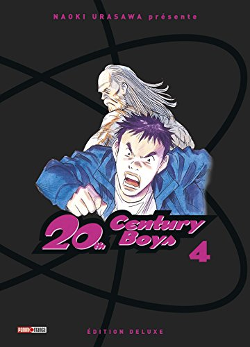 20th Century Boys Edition Deluxe Tome 4