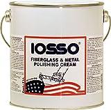 Iosso Fiberglass & Metal Polish, Pasta Lucidante per vetroresina e metalli, 2000 ml