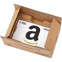 Amazon.de Geschenkgutschein in Amazon Paket (Lächeln) - mit kostenloser Lieferung am nächsten Tag
