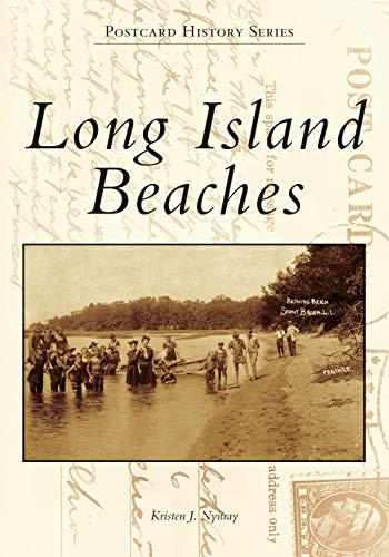 Long Island Beaches (Postcard History)