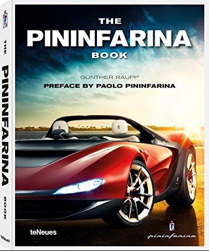 The Pininfarina Book par Gunther Raupp