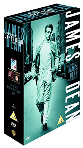 East of Eden/Rebel Without a Cause/Giant [Box Set] [UK Import]