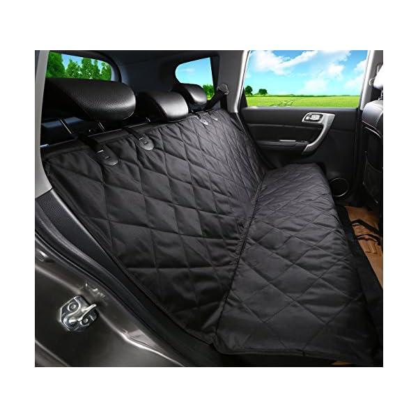 Alfheim Dog Car Seat Cover, Dog Car Back Seat Cover 51aijqVzCLL