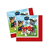 Amscan 999134 33 cm Paw Patrol Luncheon Napkins