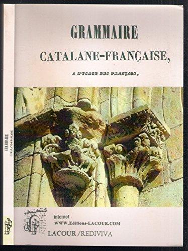 Grammaire catalane-française à l'usage des Français par P Puiggari