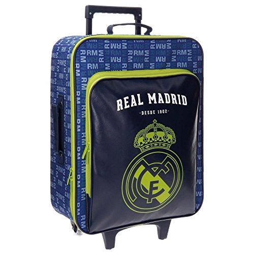 Real Madrid 5649052 Basic Equipaje Infantil c5d5b7ebe50bc