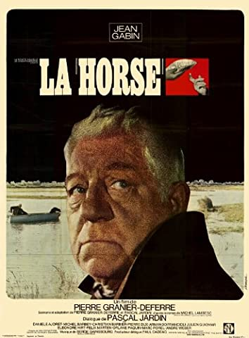 The Horse Affiche Movie Poster (11 x 17 Inches - 28cm x 44cm) (1970) Foreign