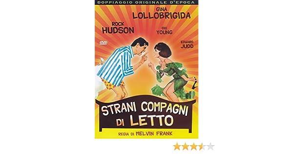 Strani Compagni Di Letto.Strani Compagni Di Letto 1965 Amazon It Lollobrigida Young