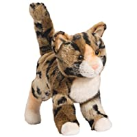 Cuddle Toys 1862 30 cm Long Tashette Bengal Cat Plush Toy
