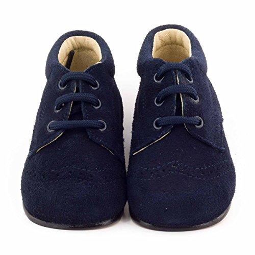 Boni Richard – Lauflernschuhe für Babys Marineblau