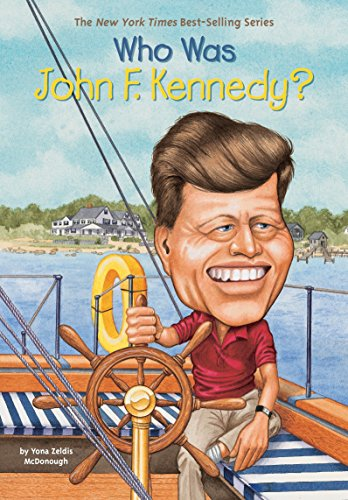 Who Was John F. Kennedy? (Who Was.? (Paperback))