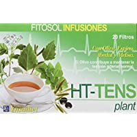 Fitosol, Té Tens, 20 Filtros, Pack of 3