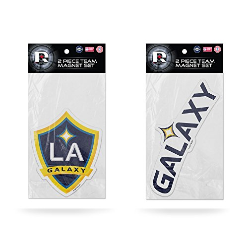 Rico MLS Los Angeles Galaxy 2 Pack Magnet Set, Blue