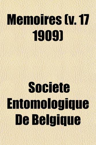 Mémoires (v. 17 1909)