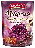 Produkt-Bild: Mildessa Genießer Rotkohl Portwein & Preiselbeeren 400 g Beutel