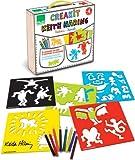 Vilac - 9215 - Kit de Loisir Créatif - Créakit Keith Haring