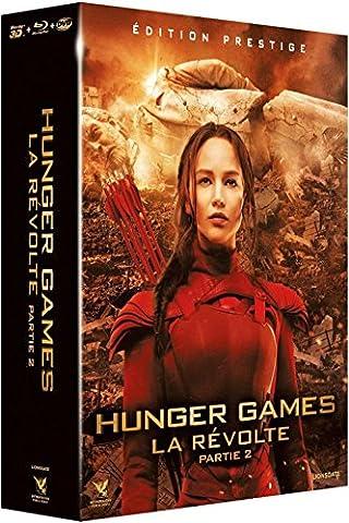 Hunger Games - La Révolte : Partie 2 [Édition Prestige