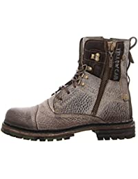 Yellow Cab Y18057 Dark Brown, Bottes pour Homme