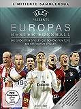 UEFA präsentiert: EUROPAS BESTER FUSSBALL - Die größten Spiele - Die schönsten Tore - Die stärksten Spieler (5-DVD-Box)