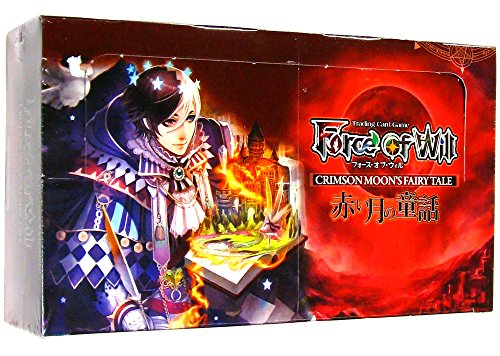 Force of Will - Grimm Cluster Set 1 - Crimson Moon's Fairy Tale Booster Box -