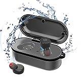 Best 3M Noise-cancelling Headphones - P68 Waterproof Swimming Earbuds,JIAN YA NA Sport Wireless Review
