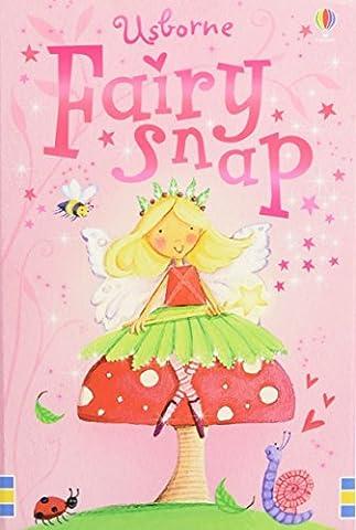 Fairy Snap (Usborne Snap Cards)