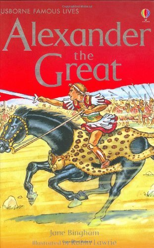 Alexander the Great (Famous Lives) by Jane M. Bingham (2004-08-27)