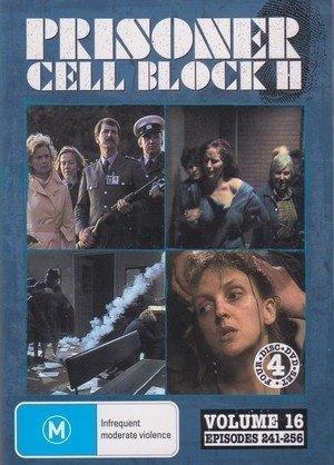 Prisoner: Cell Block H - Vol. 16 (Ep. 241-256) - 4-DVD Set ( Caged Women ) ( Women Behind Bars ) by Alan Hopgood