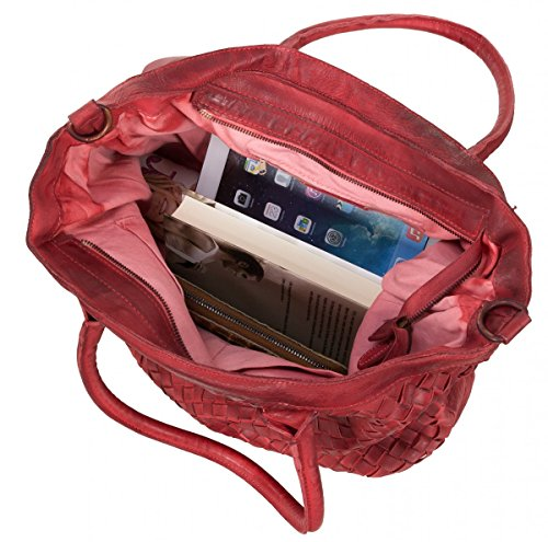 Taschenloft, Borsa tote donna Rot