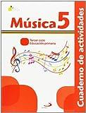 Música 5 - Proyecto Acorde - Cuaderno de actividades: Educación Primaria. Tercer ciclo - 9788428539746