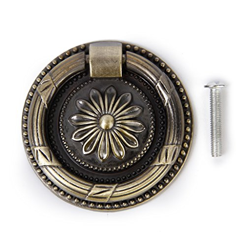Européen Style Poignée Bouton de Meuble Placard Cuisine Armoires Tiroir 55mm