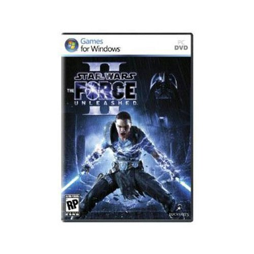 New Lucasarts Star Wars: The Force Unleashed Ii Action/Adventure Game Standard 1 User Retail Pc by LucasArts