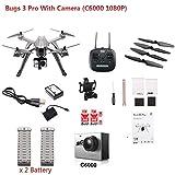 MJX Bugs 3 Pro B3PRO Droni Quadcopters Telecomando senza spazzole 1080P 5G droni...