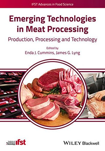 Emerging Technologies in Meat Processing (IFST Advances in Food Science)