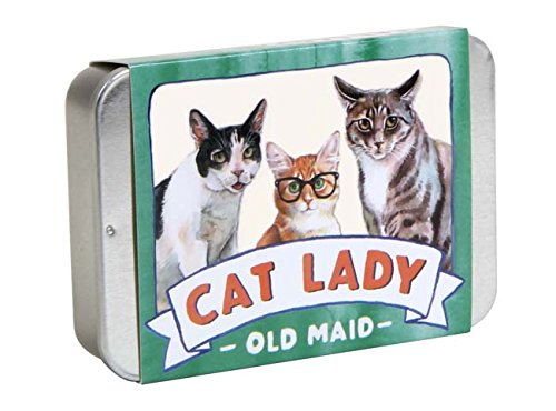 Cat Lady Old Maid (Game) por Megan Lynn Kott