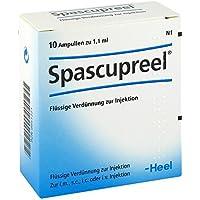 Spascupreel Ampullen 10 stk preisvergleich bei billige-tabletten.eu