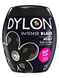 New Dylon 350g Machine Dye Pods - Full Range of New Colours Available! (Intense Black)