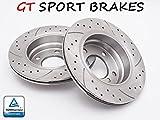 v-maxzone 0280. GT Sport Bremsscheiben atm-gt–vorne, 345mm