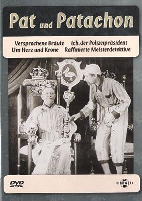 PAT und Patachon 2 - Versprochene Bräute / Ich, der Polizeipräsident / Um Herz und Krone / Raffinierte Meisterdetektive