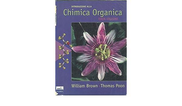 Introduzione Alla Chimica Organica Brown Pdf