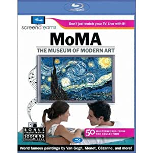 Moma: 50 Masterworks From the Collection [Blu-ray] [Import]