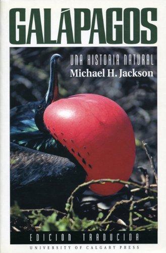 Galapagos: Una Historia Natural (Spanish) por Michael Jackson