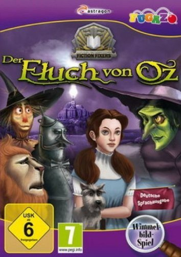 Fiction Fixers Der Fluch von Oz