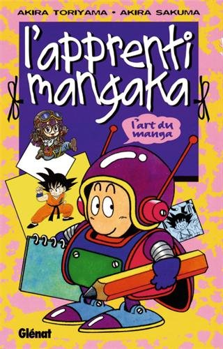 L'apprenti mangaka par Akira Toriyama, Akira Sakuma