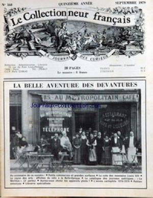 TOURING CLUB DE FRANCE [No 918] du 01/11/1979