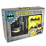 Batman-Eierbecher-und-Toastschneider
