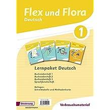 Flex und Flora: Paket Deutsch 1