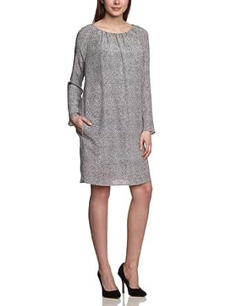 Strenesse Damen Kleid (knielang) 715410 30029, Gr. 38, Mehrfarbig (901)